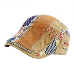 Unisex Baseball Cap Washed Denim Vintage Retro Distressed Summer Trucker Easy Cap Cap Sun Hat Outdoor Sport Ladies and Mens
