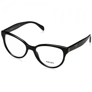 Eyeglasses Prada PR 1 UV 1AB1O1 Black