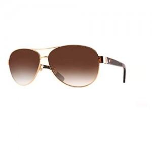 Sunglasses Kate Spade Dalia 2 /S 0W15 Gold Havana / B1 warm brown gradient lens